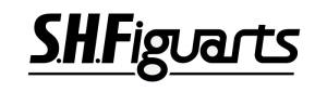 SH Figuarts logo
