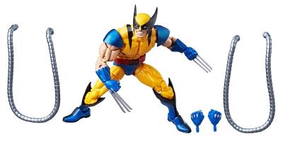 Marvel Legends 6 X-Men Lobezno