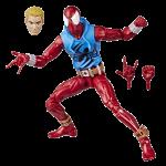 """Marvel Legends 6"""" Scarlet Spider Vintage"""